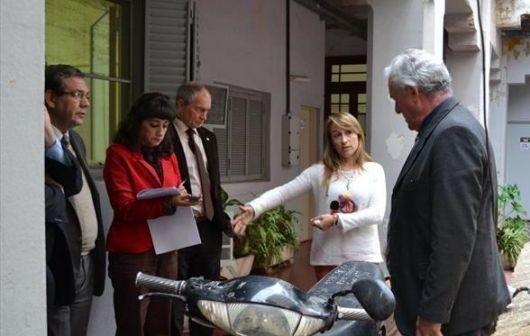 Yeny Penzo complicó a Roque Gauto y Nadia Pértile