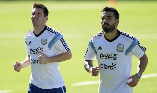 La Selección ya se instaló en San Pablo