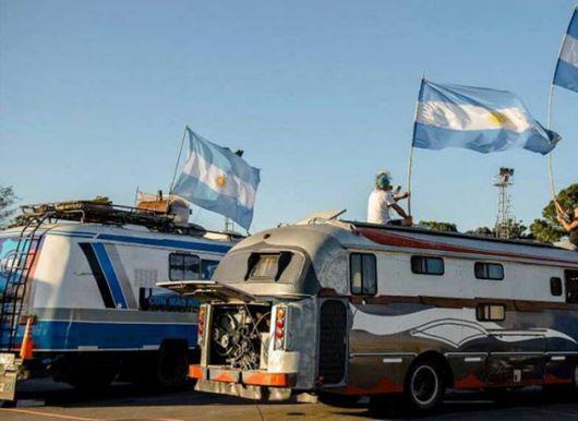 Río de Janeiro espera unos 100.000 argentinos