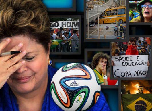La pesadilla jamás pensada de Dilma