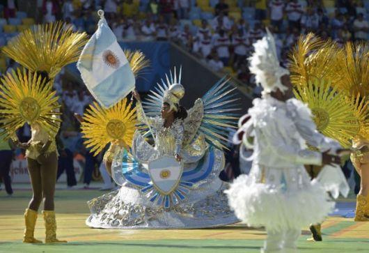 Terminó la fiesta de cierre del Mundial y se palpita la gran final en el Maracaná