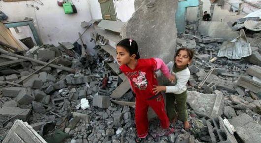 Comenzó la previsible invasión de Israel a Gaza