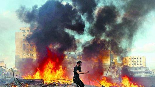 Aseguran que ya son mil los muertos palestinos