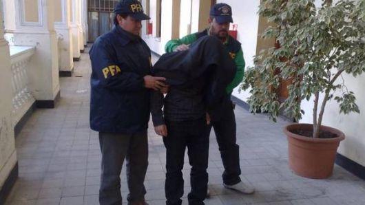 Capturan a narco acusado de homicidio