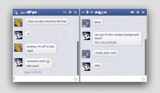 Desaparecerá el chat de Facebook
