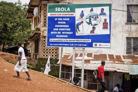 Emergencia de salud pública internacional por el ébola