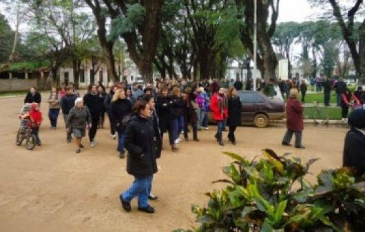 Alvear: los asesinos de la docente pasearon por el pueblo con su auto tras el crimen
