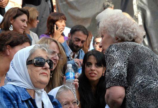 """Carlotto sobre Hebe: """"No se puede con esa señora"""""""
