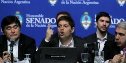 """Tras el debate la oposición tildó de """"violento y soberbio"""" a Kicillof"""