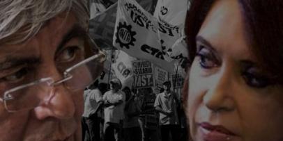 """Las razones """"ocultas"""" del paro de Moyano, más allá de reclamos por salarios, Ganancias y empleo"""