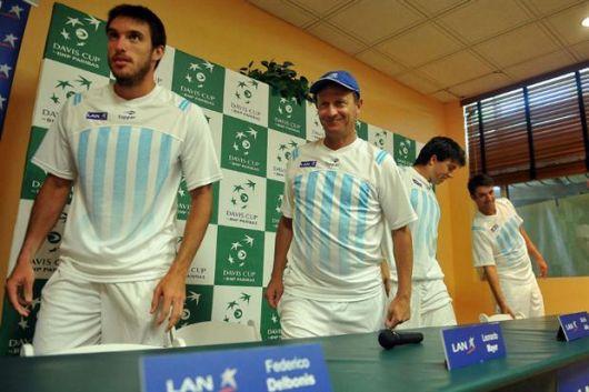 """Espero dejar a la Argentina en el grupo mundial"""