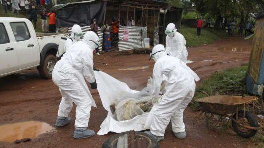 Brasil registró el primer caso sospechoso de ébola