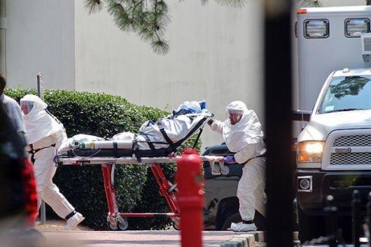 Cómo es el protocolo de actuación ante un caso sospechoso de ébola