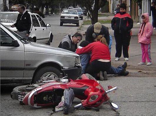 Nuevos informes advierten que el 73% de los casos son de motociclistas