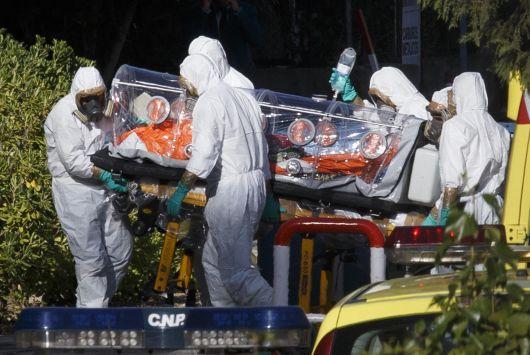 Más de 10 mil personas se han contagiado de ébola