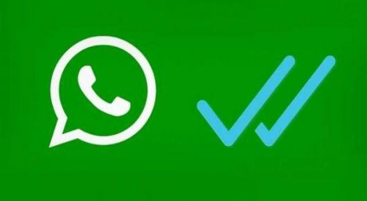 Whatsapp permite desactivar confirmación de lectura