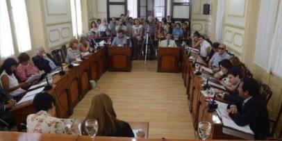 El Concejo de Capital aprobó el Presupuesto