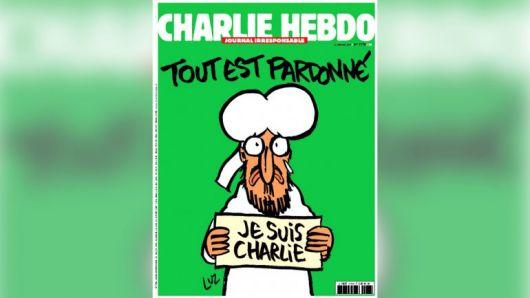 Un mensaje oculto en el nuevo dibujo de Mahoma
