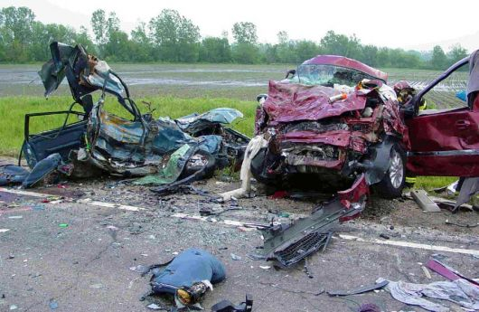 <p>M&aacute;s muertes por accidentes de tr&aacute;nsito</p>