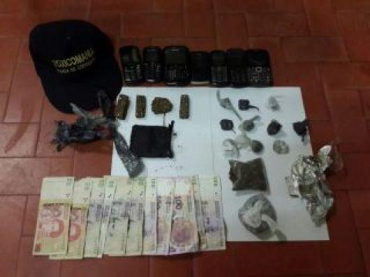 """La Policía desbarató otro """"kiosco narco"""" en el Pirayuí: una mujer detenida"""