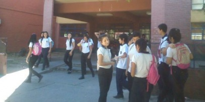 <p>&nbsp;Los alumnos del Ferr&eacute; ocasionan cont&iacute;nus hechos vand&aacute;licos</p>