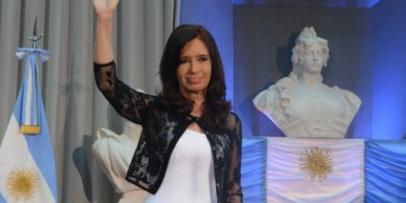 <p>&nbsp;Cristina, encabezar&aacute; un acto el d&iacute;a del paro</p>