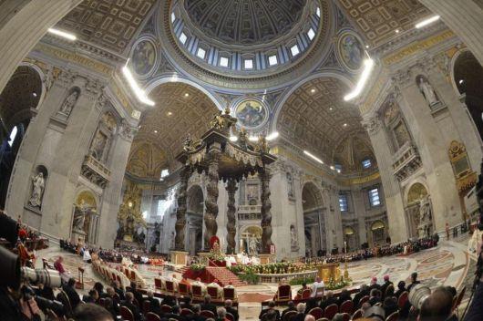 <p>El Papa reconoce el genocidio armenio</p>