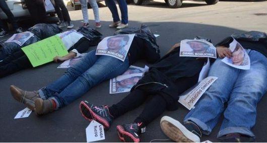 A un mes del asesinato de Sandra exigieron justicia