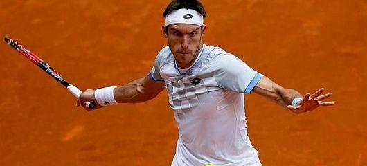 <p>Triunfo y debut de Mayer en Roland Garros</p>