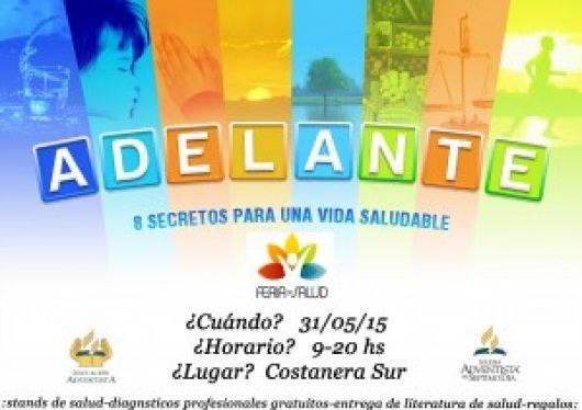 <p>Ex&aacute;menes gratuitos en la Costanera Sur</p>