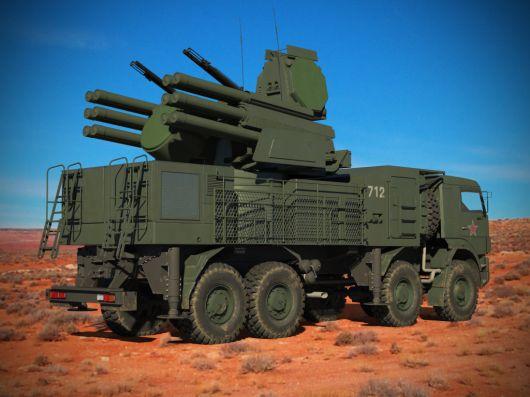 <p>Brasil compra sistemas antia&eacute;reos rusos Pantsir</p>