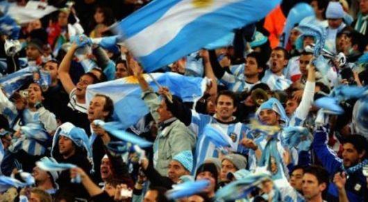 <p>Clima muy espeso en Santiago por el Argentina Vs. Chile</p>