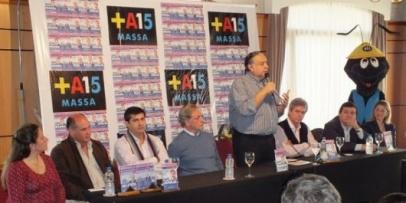 <p>Cassani pide respeto por las instituciones</p>
