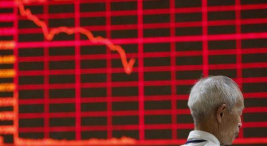 <p>Derrumbe de la Bolsa de Shanghai: China tambalea</p>