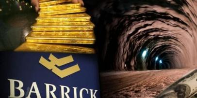 <p>Se agrava la crisis en Barrick y frena multimillonario proyecto en Argentina&nbsp;</p>