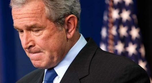 <p>Alemania ayud&oacute; a frenar la locura de Bush</p>