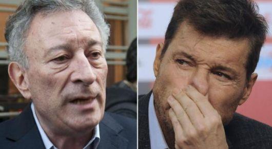 <p>Sin pacto Segura-Tinelli, que quiere votar en octubre, pero Angelici dice que no</p>