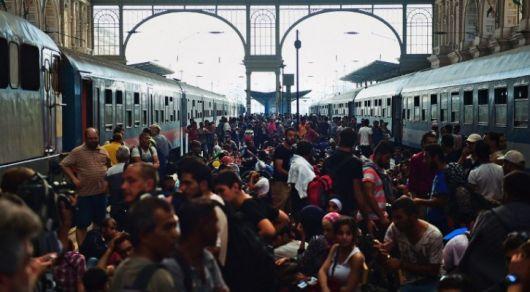 <p>Europa se prepara para dar asilo a miles de refugiados</p>