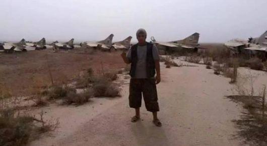 <p>Al Qaeda captur&oacute; una base a&eacute;rea en Siria</p>