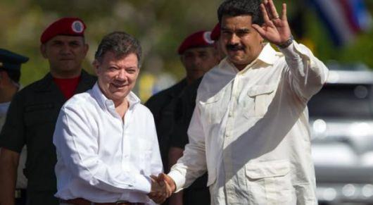 <p>Cumbre Santos/Maduro marcada por asesinato de 2 personas</p>
