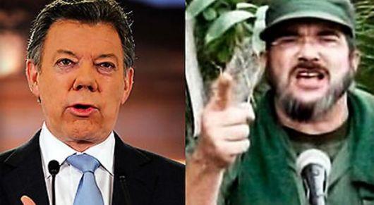 <p>Se acerca la la paz definitiva entre el gobierno y las FARC</p>