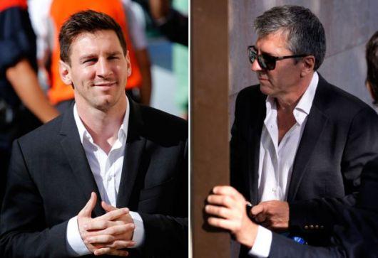 <p>Al final, Lionel Messi será juzgado junto a su padre</p>