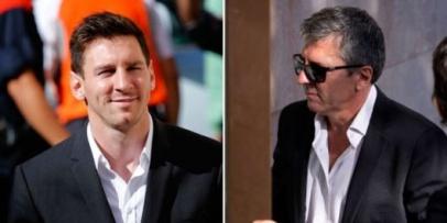 <p>Al final, Lionel Messi ser&aacute; juzgado junto a su padre</p>
