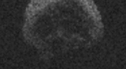 <p>Una meteorito pas&oacute; cerca de la Tierra</p>