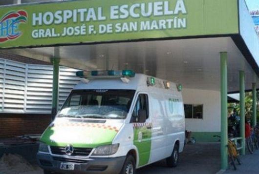 <p>El Hospital Escuela recibi&oacute; a 25 accidentados en moto y 2 por peleas callejeras</p>