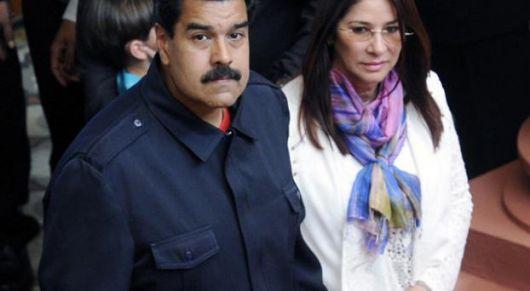 <p>La DEA detuvo a familiares de Maduro por narcotráfico</p>