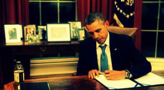<p>Obama se compromete a derrotar a Estado Isl&aacute;mico</p>