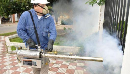 <p>Alerta de Dengue en la provincia con 76 casos infectados</p>
