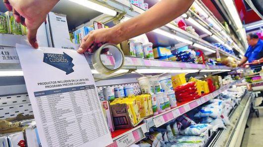 <p>M&aacute;s productos y m&aacute;s alzas para un 'Precios Cuidados' que se renueva</p>
