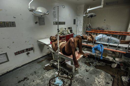 <p>El colapso del sistema de salud en Venezuela</p>